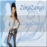 ZingZangs Powder Blue